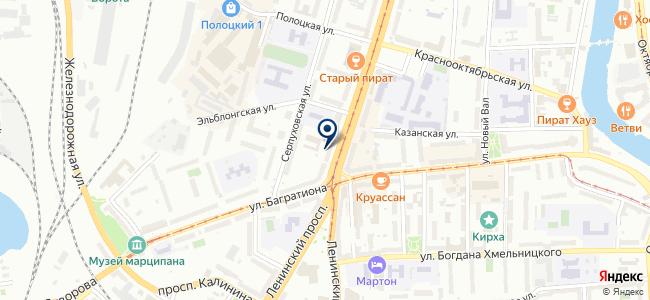 R-Style на карте