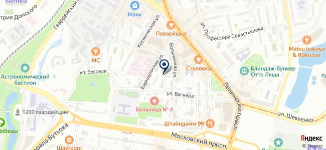 ПДВ на карте