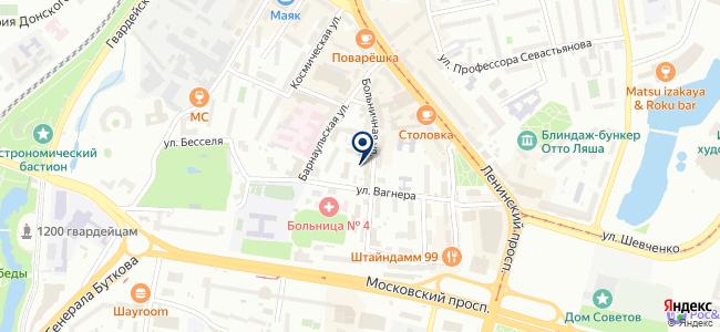 Строительная компания Нестандартные решения, ООО на карте