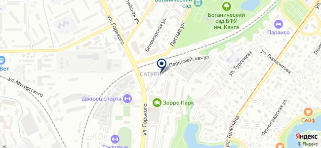 Факел-энерго, ООО на карте