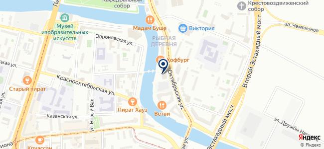 Трафик Менеджмент Систем, ООО на карте