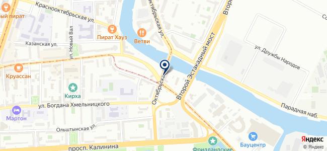 Бош-Профи на карте