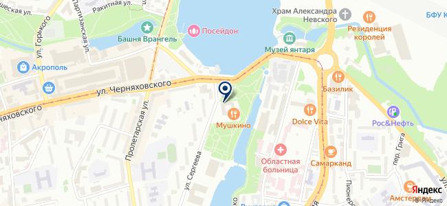 Экобалтсервис на карте