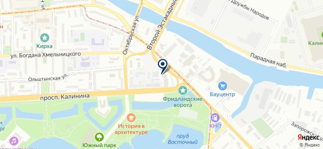 Парк-Декор, ООО на карте