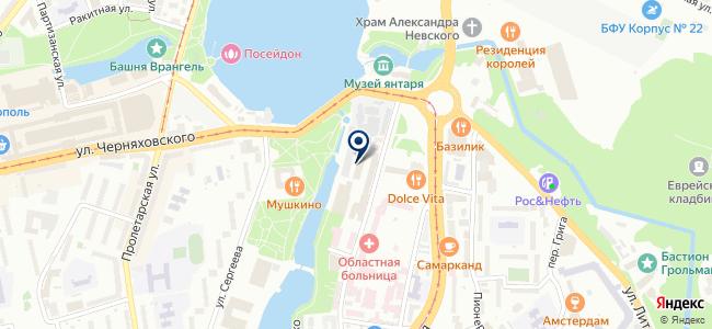 СНК-монтаж на карте