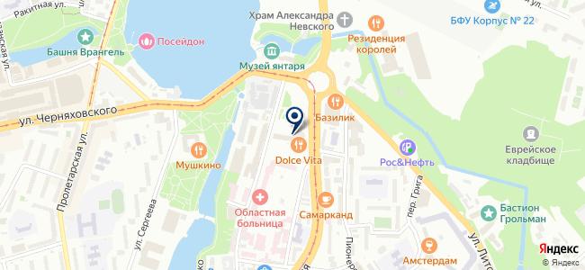 Вектор Вест, ООО на карте