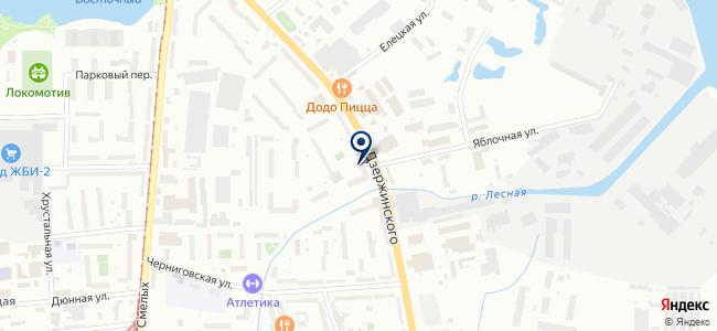 Муравей мото на карте