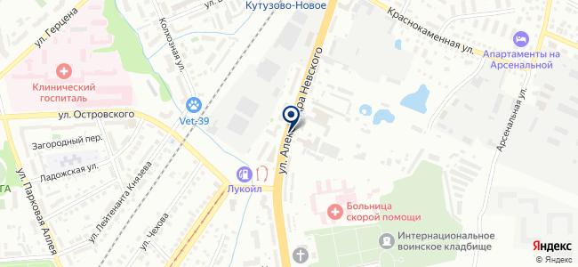 Телефонные системы на карте