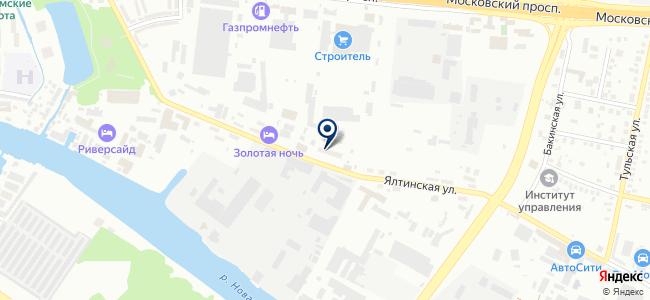 Парадиз-Декор на карте