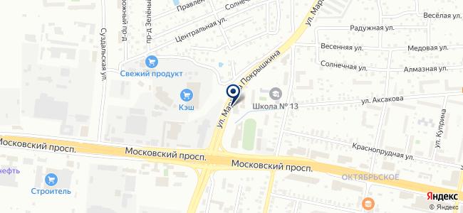 Центр Стандартизации, ООО на карте