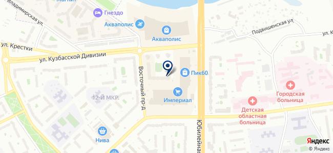 Афаир-Строй, ООО на карте