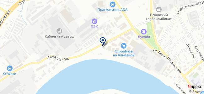 ЭлектроШок на карте