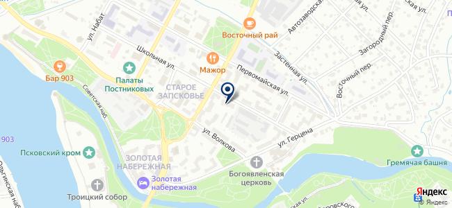 ПрофИнженерСтрой, ООО на карте