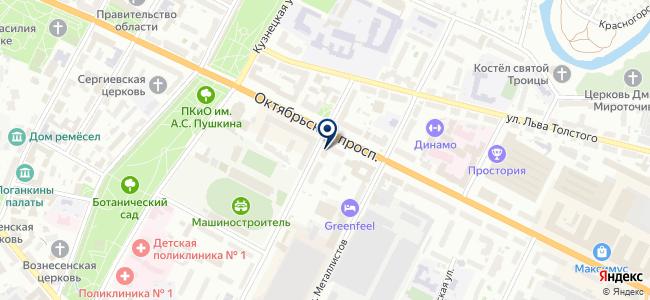 Радиодетали на карте
