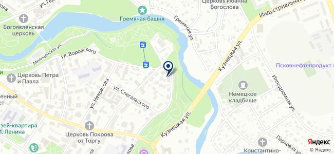 СвязьСтройСервис, ООО на карте