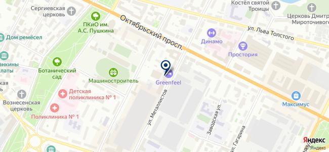 АТС-КОНВЕРС на карте