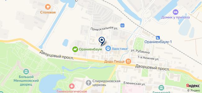 ПОЛЮС, ООО на карте