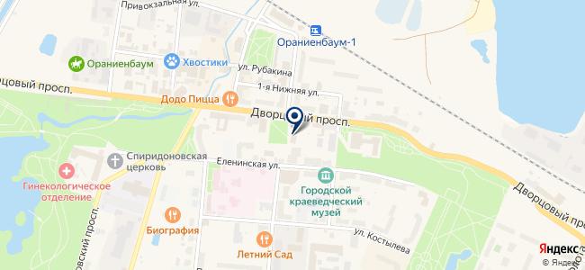 СЕВЗАПРЕСУРС, ООО на карте