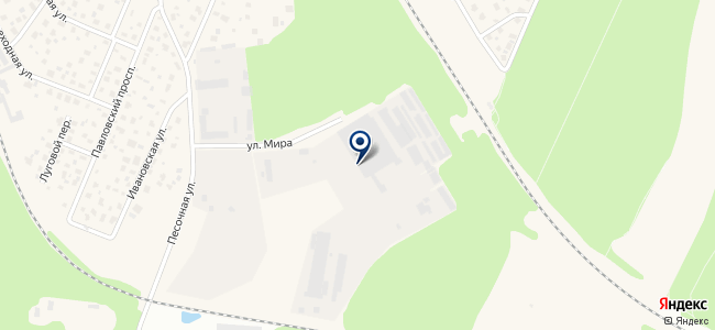 Провенто на карте