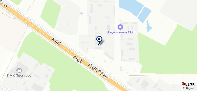 ОКС 01, ЗАО на карте