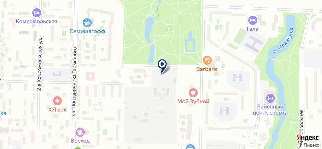 СМАиЛ АКПП на карте