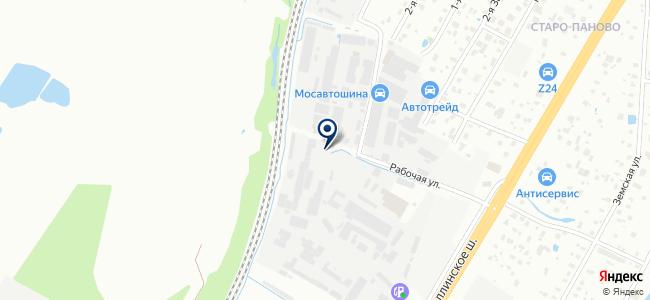 Ost-Сom на карте
