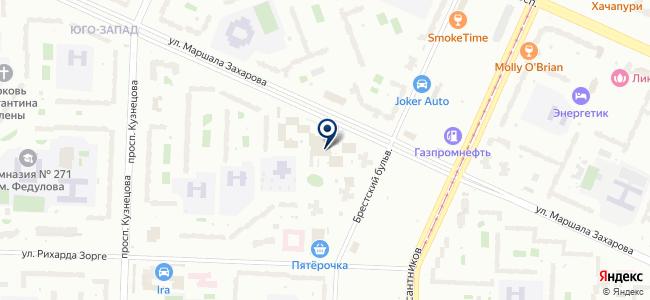 Сигнал-К, ЗАО на карте
