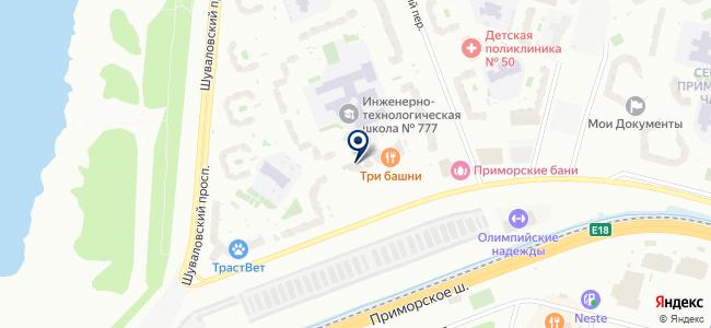 DIODIX на карте