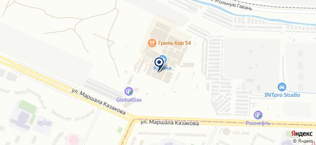 Магазин радиоэлектронных приборов на карте