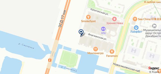 ЛЭД Инжиниринг на карте