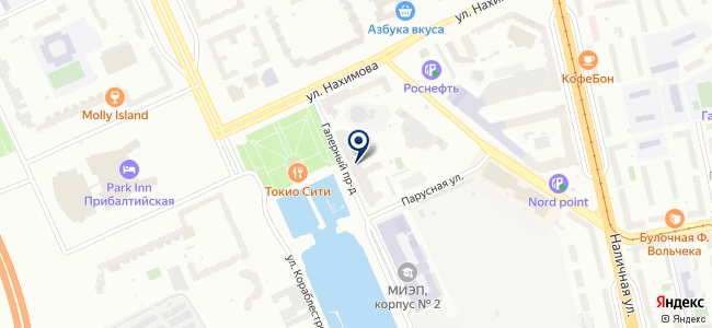 НСК-Энерго на карте