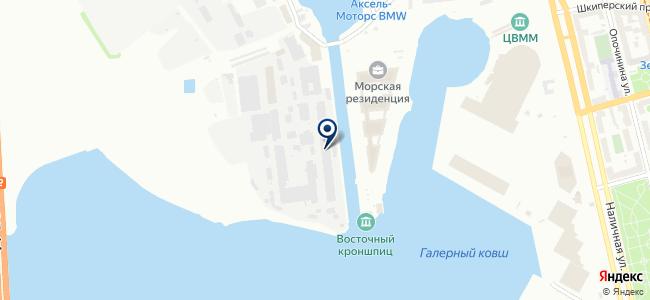 Нефтехимавтоматика-СПб, ООО на карте