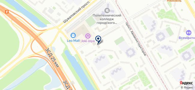 Рапид-Гард на карте