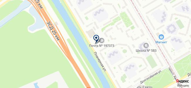Глобус-Сервис на карте