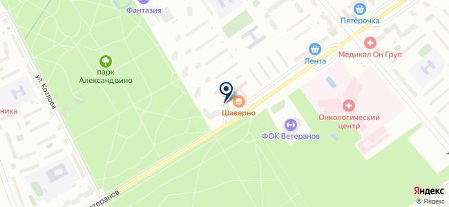 Валмакс-Строй, ООО на карте