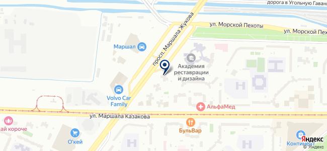 РУМБ, ООО на карте