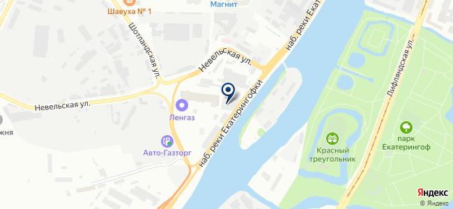 Нордтех, ООО на карте