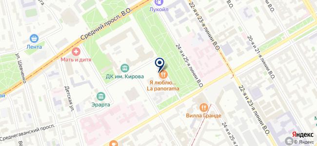 Кабельная группа СПБ, ООО на карте