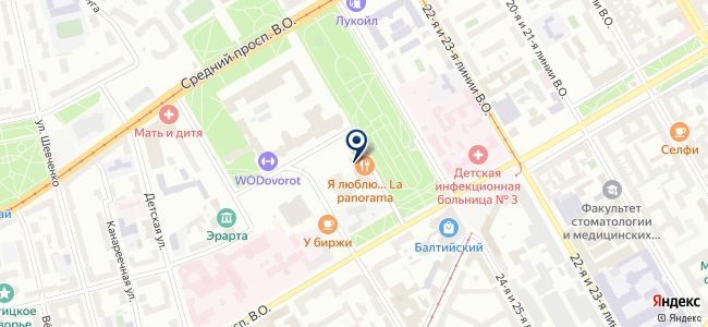 Marineq на карте