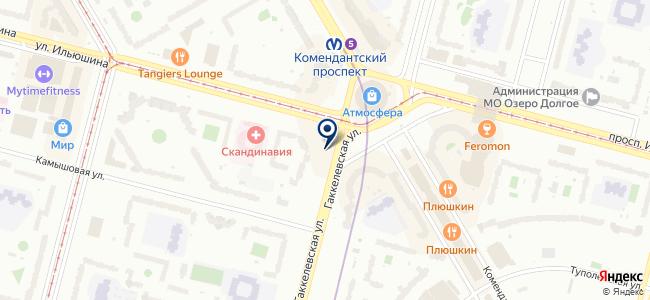 Центр Уникальных Товаров на карте