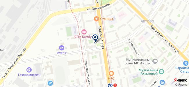 АльфаГлавСнаб на карте