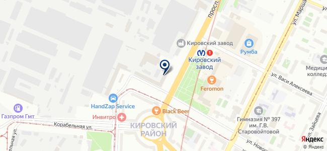 ОПТО-Электроника, ООО на карте