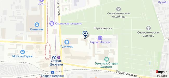 БЕЛГОРХИМПРОМЭНЕРГО, ООО на карте