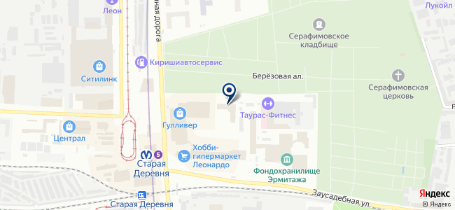 АСТ-Консалтинг, ООО на карте