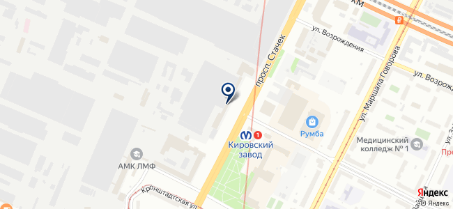 Викселен СПб, ООО на карте