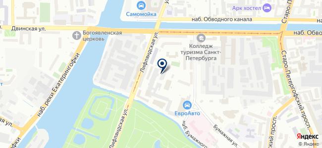 РусЭлт СПб, ООО на карте