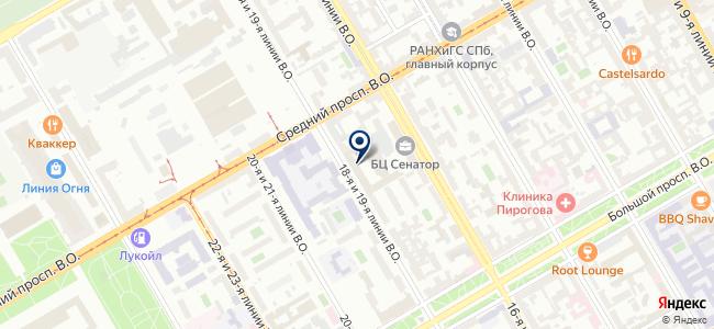 ТрансПроект СПБ, ООО на карте