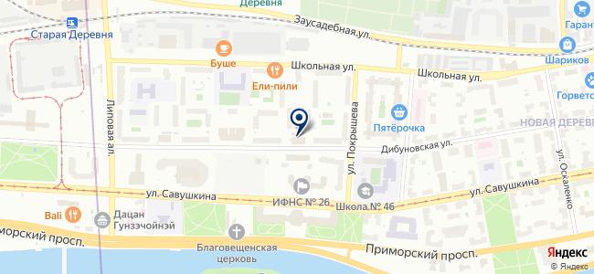 Luxet на карте
