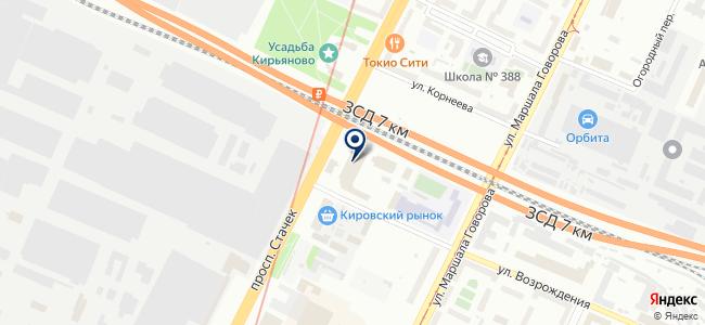 Виссманн, ООО на карте