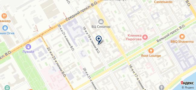 Оверс, ООО на карте